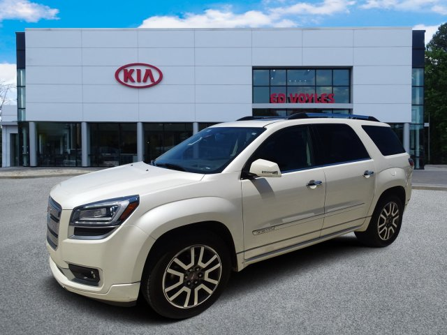 Pre-Owned 2013 GMC Acadia Denali With Navigation