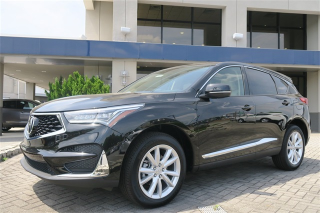 New 2019 Acura RDX Base 4D Sport Utility In #AC31823