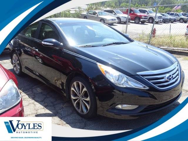 Pre Owned 2014 Hyundai Sonata Limited Fwd 4dr Car