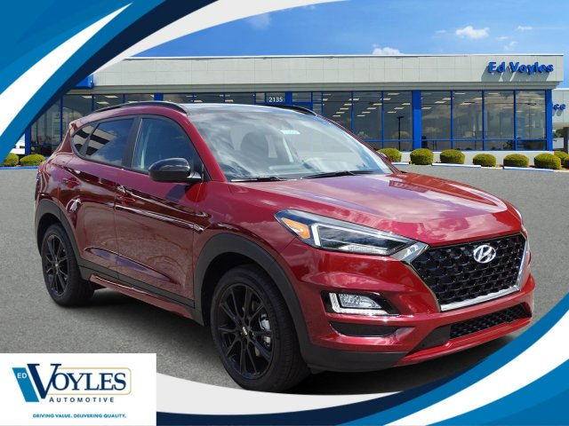 New 2019 Hyundai Tucson Night Fwd Sport Utility