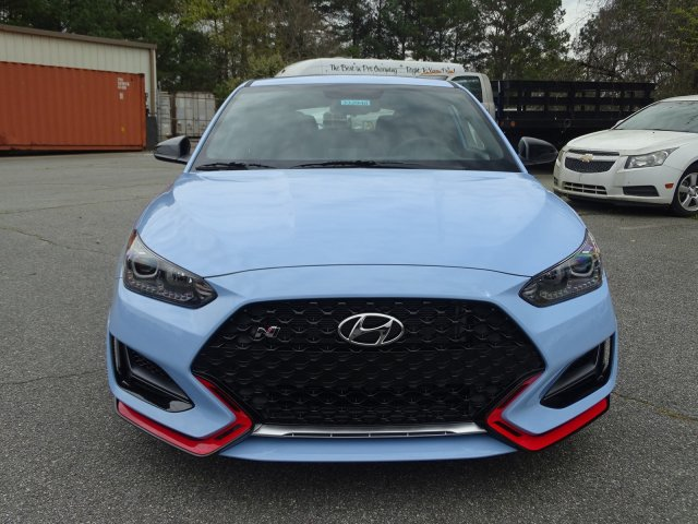 New 2019 Hyundai Veloster N FWD 3dr Car
